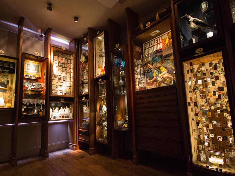 موزه معصویمت در سال 2014، بهترین موزه اروپا شناخته شد.