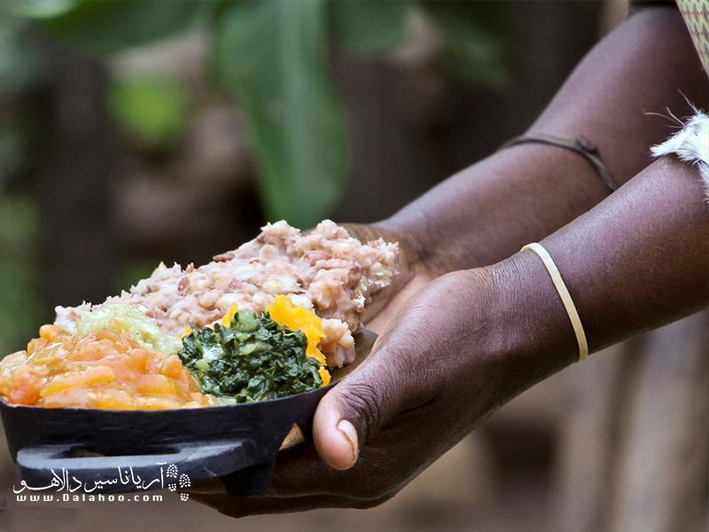 به تعداد قبیلههای کنیایی، غذاهای مختلفی وجود دارد.