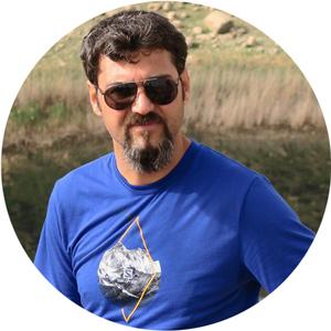 کریم شادفر، موسس و مدیر عامل دالاهو