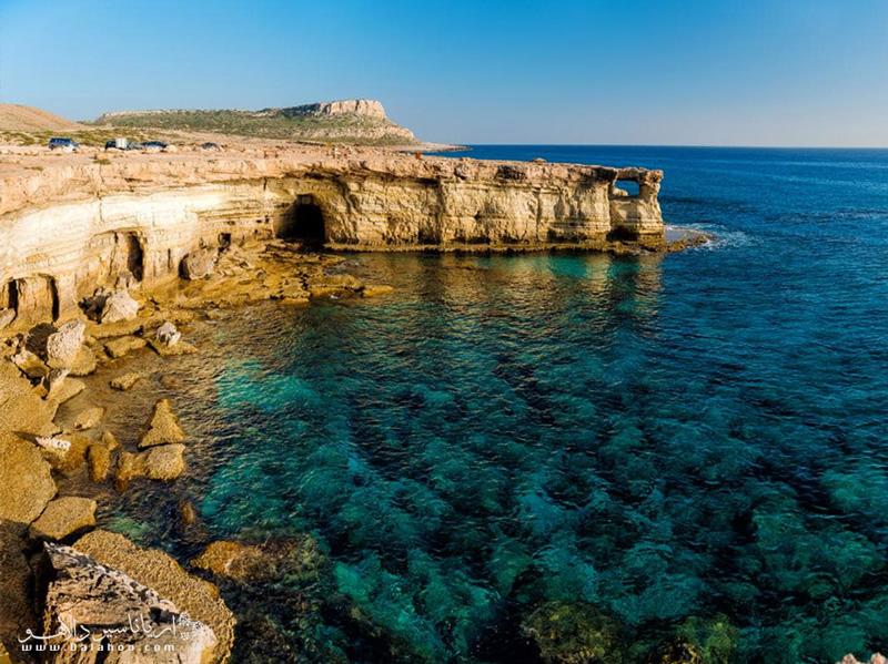 برای قدم زدن ر این سواحل زیبا به ویزای قبرس نیاز دارید.